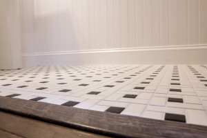custom bathroom flooring remodeling mercer county