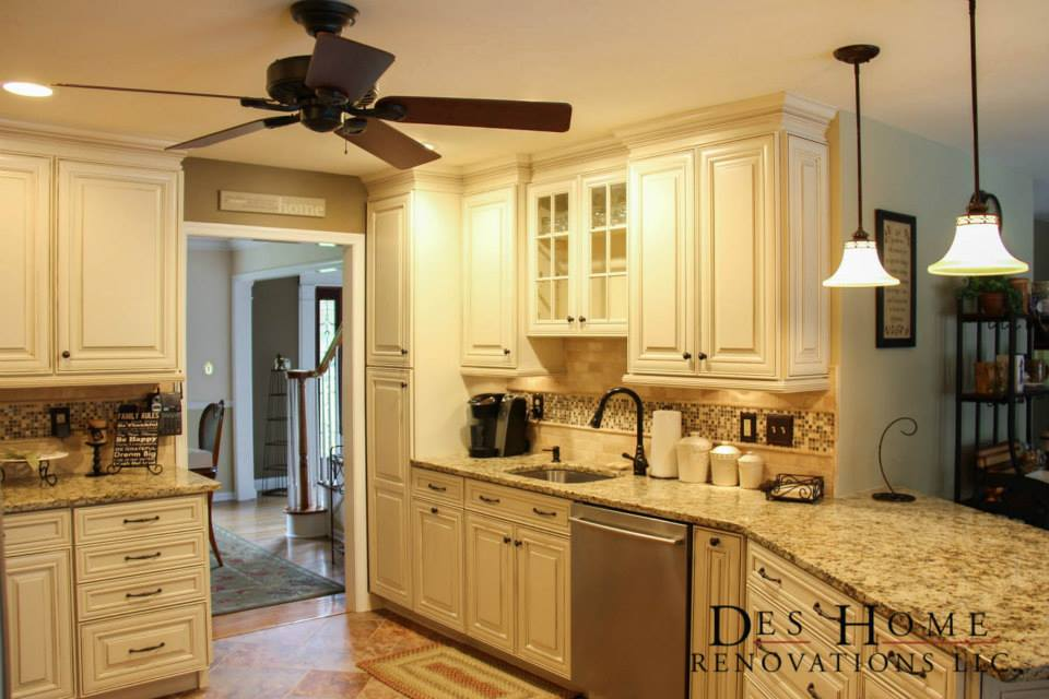 Mercer County Kitchen Remodeling Company - DES