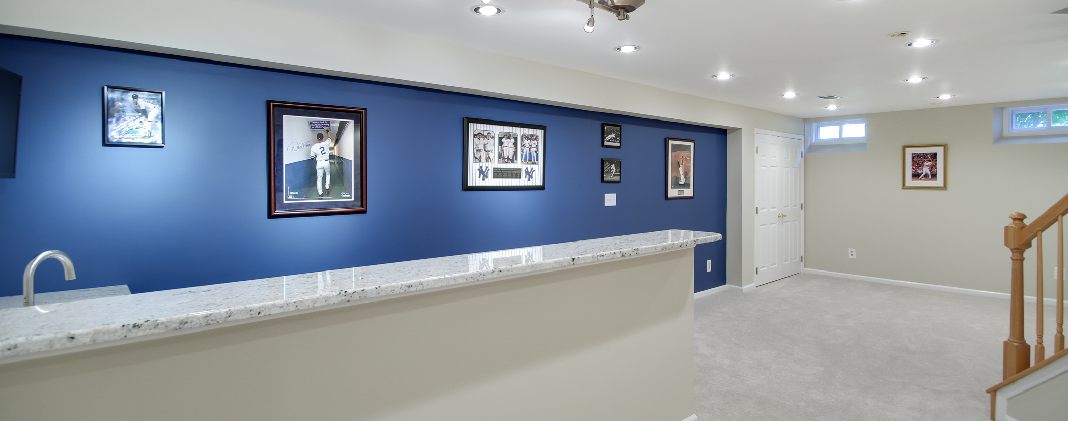 New jersey basement remodeling des home renovations - Basement design services ...