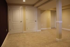Custom basement Pennington NJ