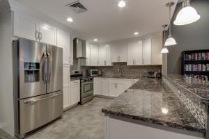 Mercer home renovation