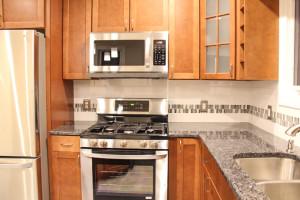 remodeled kitchen trenton