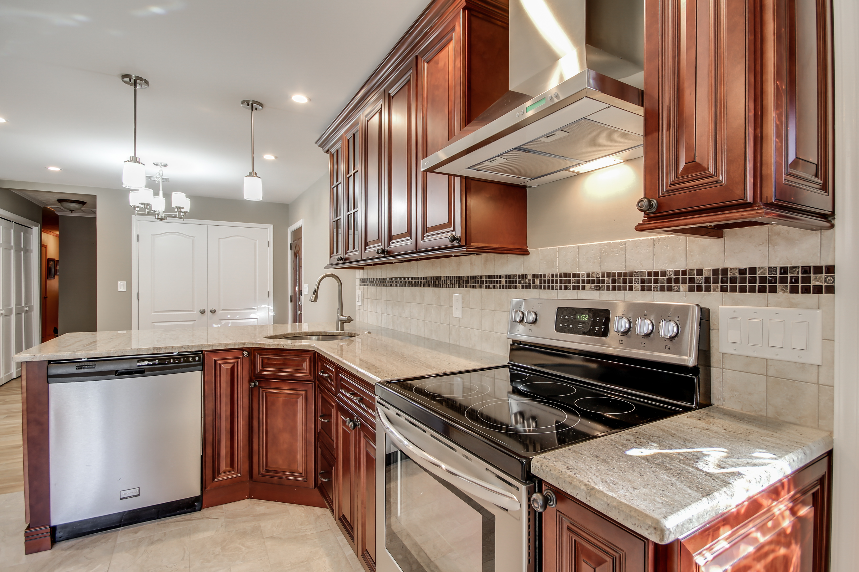 levittown pa kitchen remodeling contractor - des home