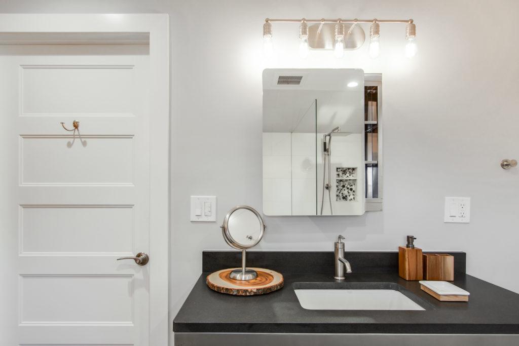 Cranbury nj bathroom remodel brombacher des home for Nj bathroom remodel